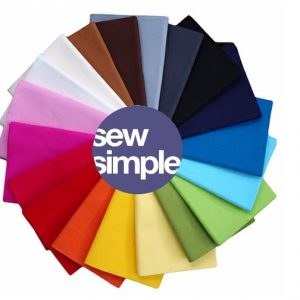 Sew Simple Solids