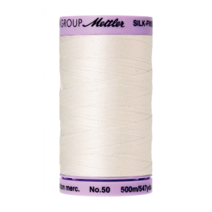 Thread - Silk Finish Cotton 500m